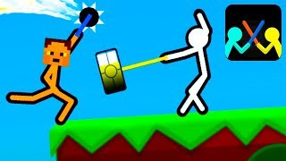 Supreme Duelist Stickman (Funny Stickman Game by Neron's Brother) Android Gameplay Trailer