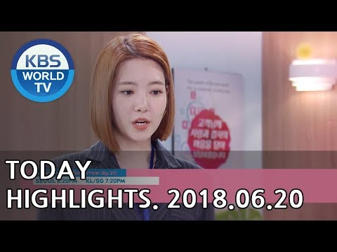 Highlights-Mysterious Personal Shopper E77/Sunny Again Tomorrow E27/Where On Earth??[2018.06.20]