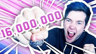 16 MILLION SUBSCRIBERS..!!