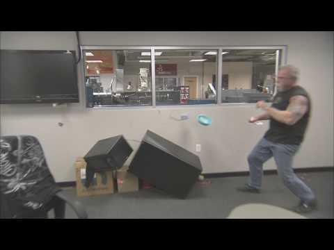 American Chopper - Senior and Junior fight - UNSEEN FOOTAGE! Season 6 Uncensored! OCC
