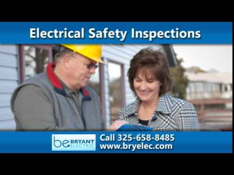 Electrician in Sonora, TX | Bryant Electric