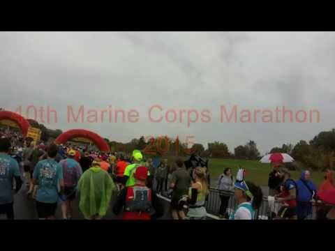 40th Marine Corps Marathon - 2015