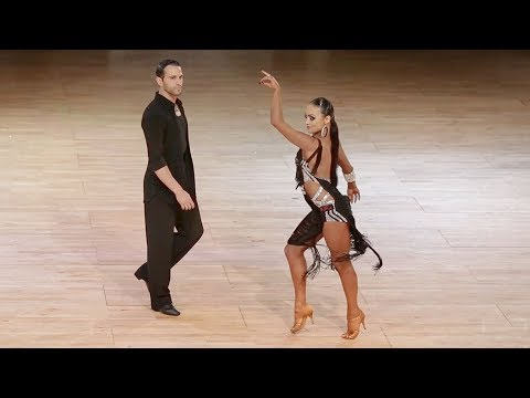 Salvatore Sinardi - Viktoria Kharchenko, ITA | Assen 2017 - WDC AL LAT - R5 S