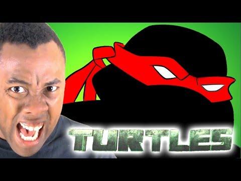 What Will MOVIE NINJA TURTLES LOOK Like? : Black Nerd Rants