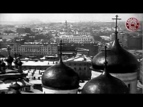 Москва под снегом 1908 Moscow clad in snow (Alexander Borodin) HQ restored