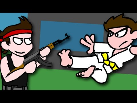 Eddsworld - The Dudette Next Door