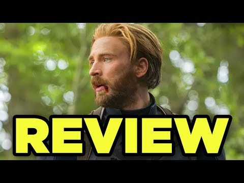 Avengers Infinity War REVIEW (No Spoilers!)