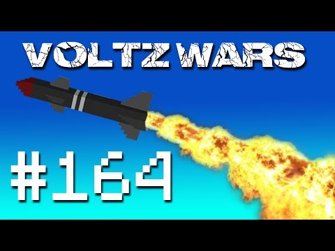 Minecraft Voltz Wars Final Upgrades #164