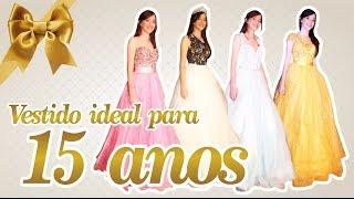 Vestidos de 15 anos ft. Carol Santina