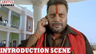Yevadu Movie || Sai Kumar Introduction Scene || Ram Charan, Shruthi Hasan