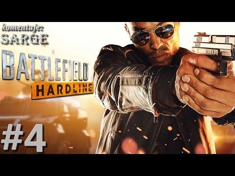 Zagrajmy w Battlefield Hardline 60 fps odc. 4 Przynęta na aligatory Epizod 3