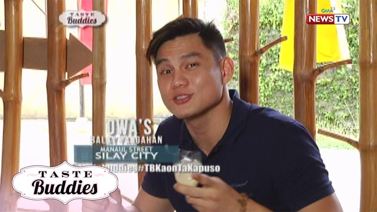 Taste Buddies: Ervic Vijandre tries sinugpanga for the first time