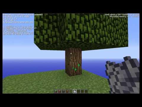 Minecraft Como crear un mapa skyblock o isla flotante