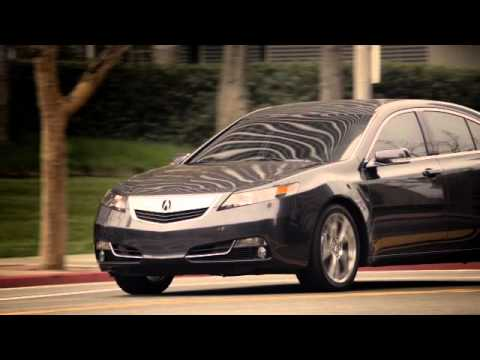"Acura TL Commercial ""First Drive"""