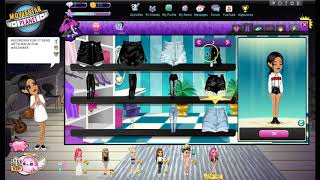 Exploring Msp and giving myself a makeover
