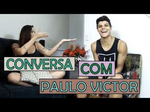 HOMEM E DANÇA COM PAULO VICTOR   #JessGomes
