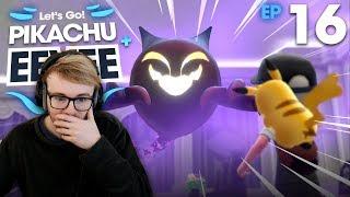 THIS CUSTSCENE IS INCREDIBLE! • Pokemon Let's Go Pikachu & Eevee! • Episode 16