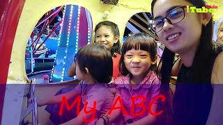 ABC Song, Kids Song, Playground in the night, I Tube Kids