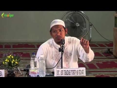 Ust. Abu Ubaidah - Keutamaan Belajar Ilmu Syar'i