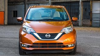Nissan Versa Note review