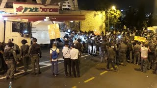 Violent Clashes in Jerusalem as Ethiopians Protest Racist Attack!