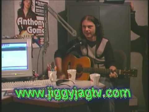 Anthony Gomes Performs live on 92.7 THe ZOO! pt2