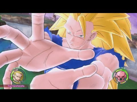 Dragon Ball Raging Blast 2- Next Dragon Ball Game (2013) video