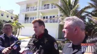 video Brevard Sheriff's Office, Satellite Beach Police Press Conference