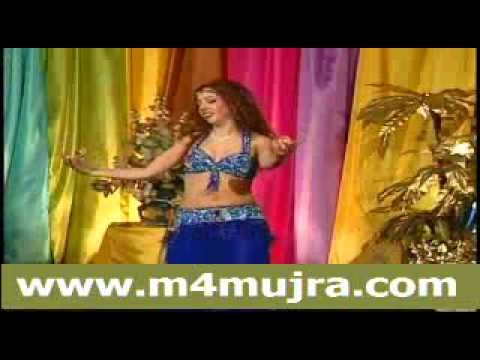 Sira Belly Dance In Blue(m4mujra)799.flv video