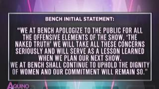 Coco Martin breaks silence on Bench fashion show incident