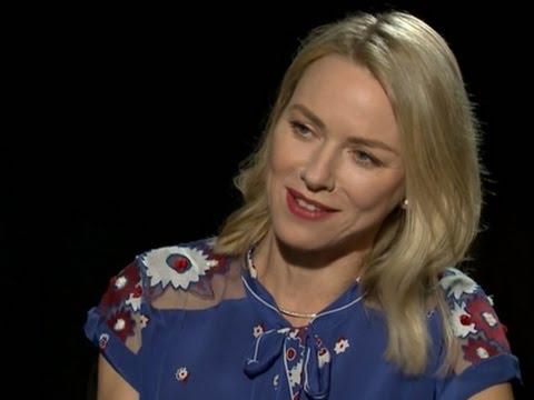 Naomi Watts Talks Aging