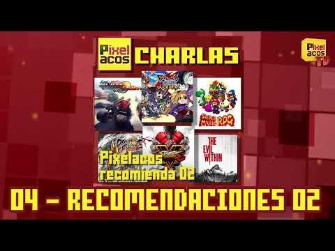 Pixelacos Charlas – 004 – Recomendaciones 02Pixelacos Charlas – 004 – Recomendaciones 02<media:title />