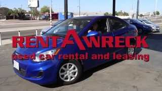Rent-A-Wreck Bakersfield California Commercial