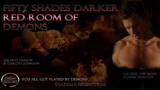 Fifty Shades Darker - red room of demons - World Exclusive
