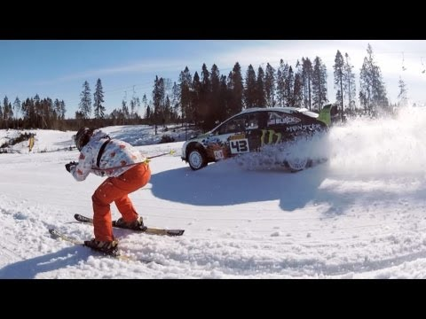 Gopro: Ken Block In Russia video