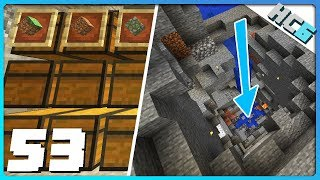 HermitCraft 6 || AWESOME (BUT TERRIBLE) STORAGE! || Ep 53