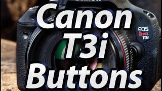 Canon T3i Tutorials