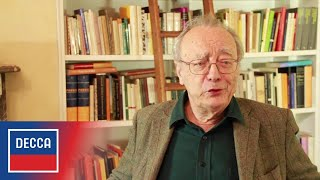Alfred Brendel On Beethoven Schubert