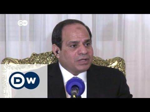 الرئيس المصري يطالب بتدخل عسكري دولي في ليبيا | الجورنال