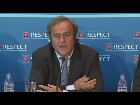 Platini will support a FIFA candidate that 'brings something new'