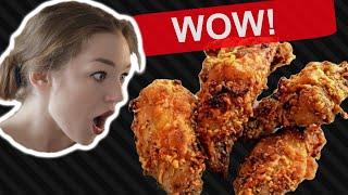 Keto Chicken Wings | EASY Keto recipes | MC. Kitchen