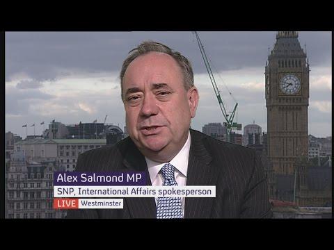 EU referendum: Alex Salmond says no to shared campaign