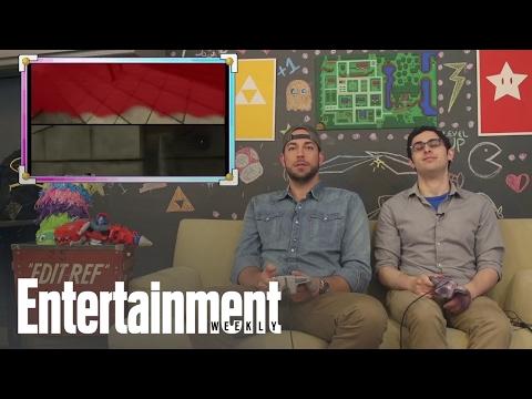 Q & Play: Zach Levi Talks Heroes: Reborn Over A Few Rounds Of  Goldeneye 007