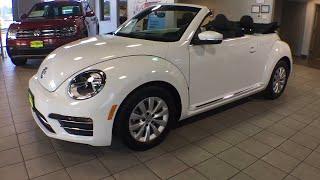 2019 Volkswagen Beetle Convertible Tyler, Longview, Lufkin, Nacogdoches, Shreveport, TX 505840