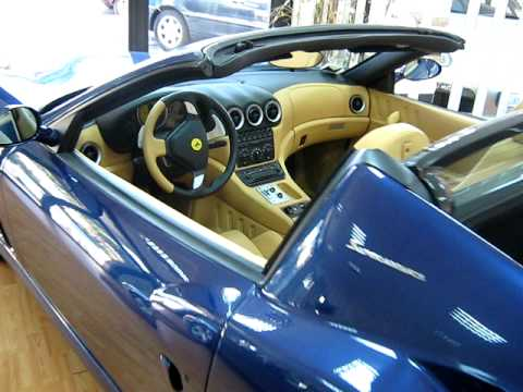 Ferrari Superamerica - Rome Video