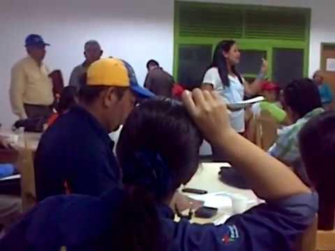 REUNIÓN DEL PSUV EN LA SABANITA COMPLETA