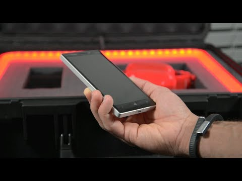 Nokia Lumia ICON Unboxing