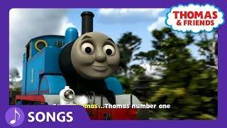 Go, Go Thomas | Steam Team Sing Alongs | Thomas & Friends