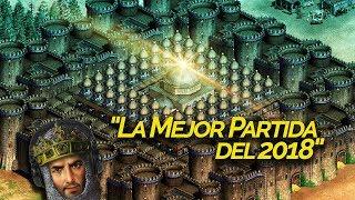 LA PARTIDA MAS DIVERTIDA DEL 2018 - AGE OF EMPIRES II