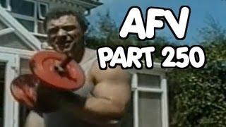 ☺ AFV - Part 250 (Funny Videos Clips Fail Win Montage Compilation) | OrangeCabinet